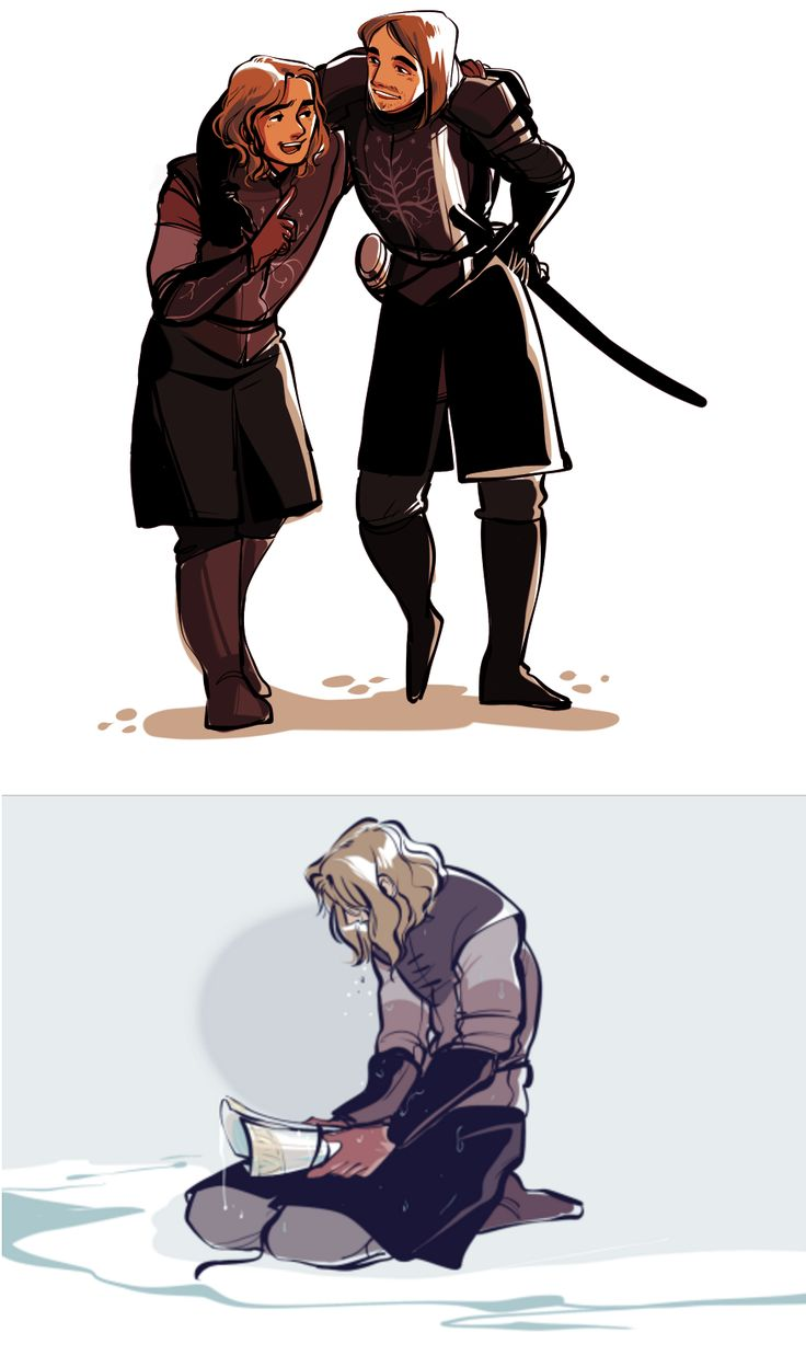 Boromir and Faramir #lordoftherings #fanart