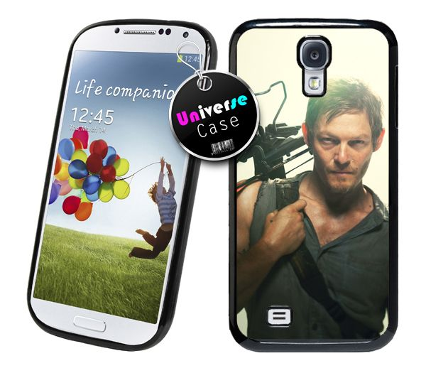 The Walking Dead Daryl Dixon Samsung Galaxy S4 Case Hard Plastic