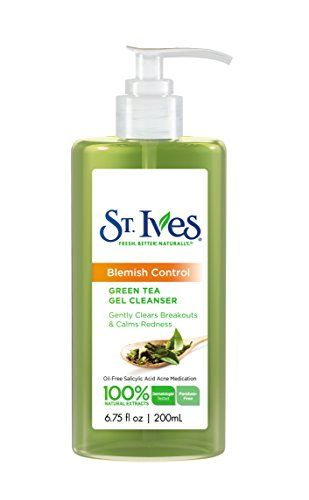 St Ives Cleansers, Naturally Clear Green Tea 6.75 oz St. Ives http://www.amazon.com/dp/B003JT4F3C/ref=cm_sw_r_pi_dp_wOeEwb1TRTVCJ