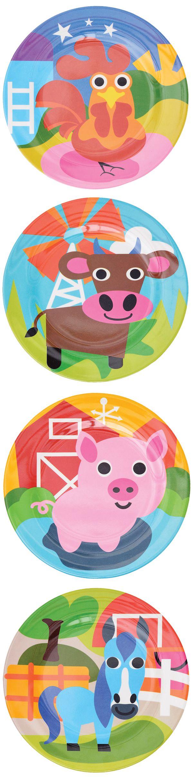 best kids images on pinterest  target sleepover and tray - french bull farm collection melamine kidsplates bpafree kid friendlytableware