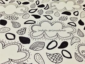Rain doodle