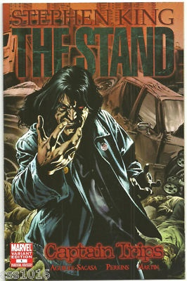 THE STAND: CAPTAIN TRIPS #1 Cool 1/10 Randall Flagg VARIANT by Perkins! ~NM~ http://r.ebay.com/Otpcew