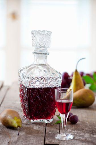Dois saborosos Licores de Frutas | Cozinhas Itatiaia
