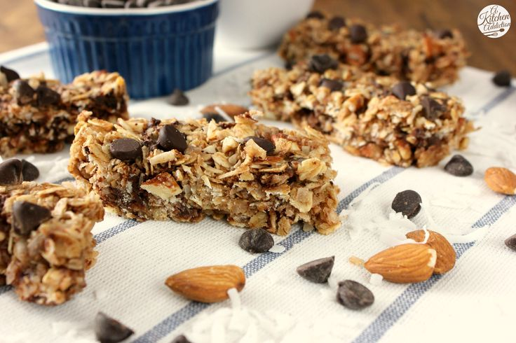Christine's Awesome Granola Bars Check out these fat burning granola bars!   200 calories, 8 grams of protein,27 grams of carbohydrates, 2 grams of fat and 2 grams of fiber. For recipe www.Mydietfreelife.com