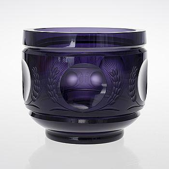 GÖRAN HONGELL, A 1930s bowl for Karhula. via an Upcoming Auction in DESIGN at Bukowskis.com♥🌸♥