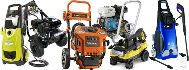 Best Electric Power Washer 2017 Best Pressure Washer Pressure