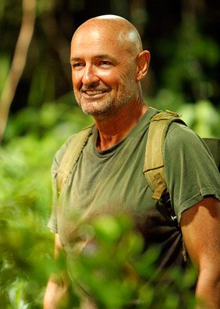 Terry O'Quinn (John Locke) One of my favorite characters from LOST