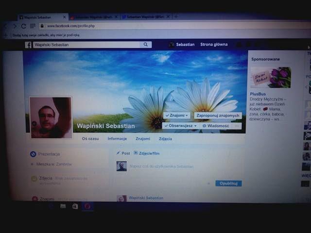 Drugi Facebook (od 5.01.2015) - Mój drugi fejs