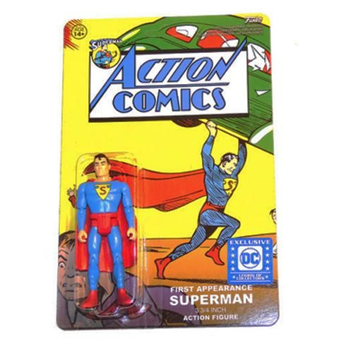 """3 3/4"""" Superman - First Appearance Superman Action Figure"""