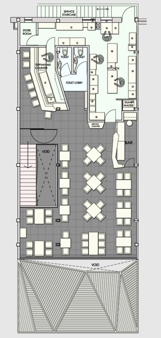 25 best ideas about restaurant plan on pinterest for Restaurant floor plan