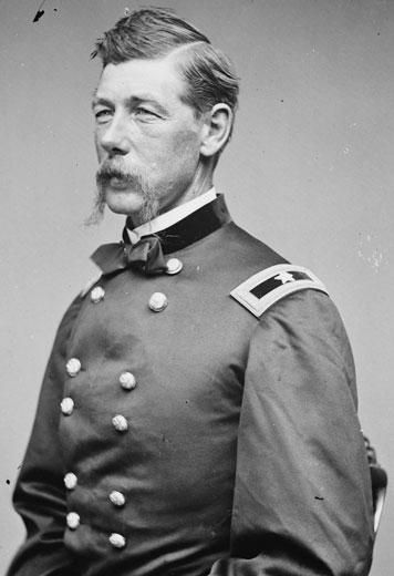 A fabulous gallery of the facial hair of Civil War officers.  I really wish that I could get away with some of these styles today.Rifles Association, Civil Wars, Army General, Facials Hair, Brigadier General, Alexander Shaler, Military Uniforms, Second Battle, Fire Department