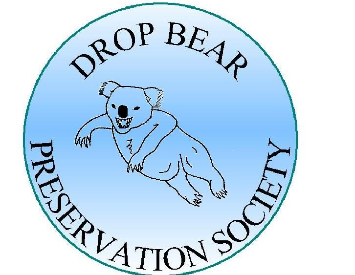 Find out about the Drop Bear preservation society