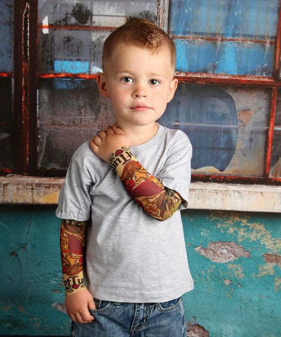 Tattoo Sleeves For Babies