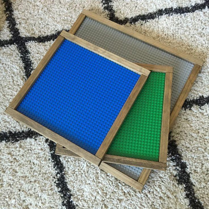 Personalized LEGO Tray