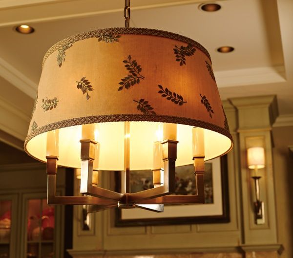 Pick A Pendant With An Amber Glow To Create The Perfect Atmosphere.  #DiningRoom Part 65