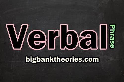 Verbal adalah bentuk kata kerja yang berfungsi sebagai Part of Speech lain dalam suatu kalimat. Apa maksudnya ? maksud pernyataan diatas adalah, sebuah verbal dalam kalimat tidak berfungsi sebagai …