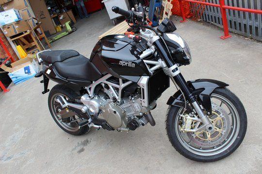 John Pye Auctions | Sold: Aprilia Mana 850cc Motorcycle (Unregisterd) £3400 #motorcycle #bike #onlineauction #sold