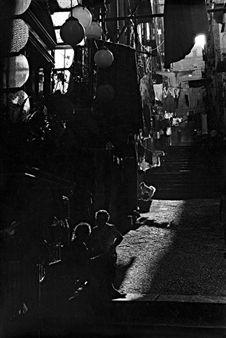 Vicolo a Napoli By Piergiorgio Branzi ,1958