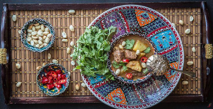 Массаман-карри (Massaman Curry)