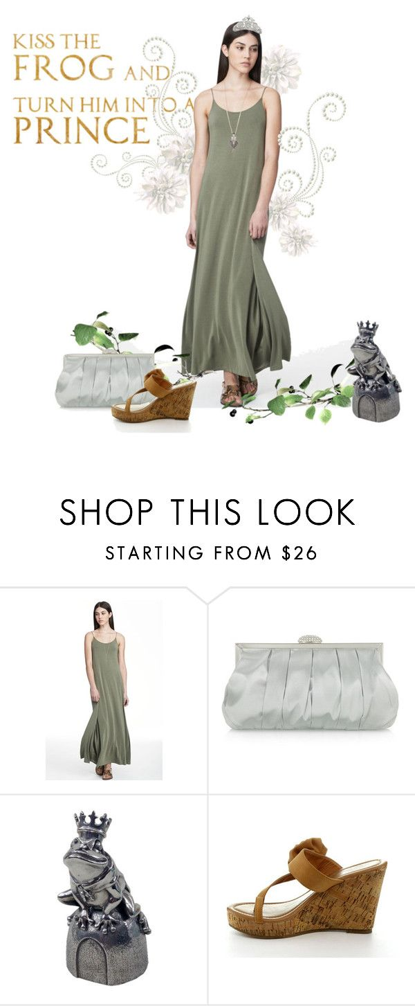 """""""71 The frog prince"""" by lilica-k ❤ liked on Polyvore featuring Armani Exchange, Julia Cocco', Vagabond House, Fashion Focus and King Baby Studio"""