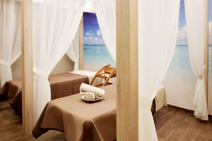 Isolda SPA 'Sea cabinet' #spa #hotel #relax #wellness #cabinet #massage #treatment #room