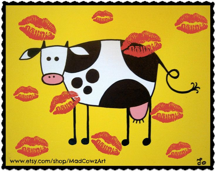 Love Mad Cowz? They love you back! <3