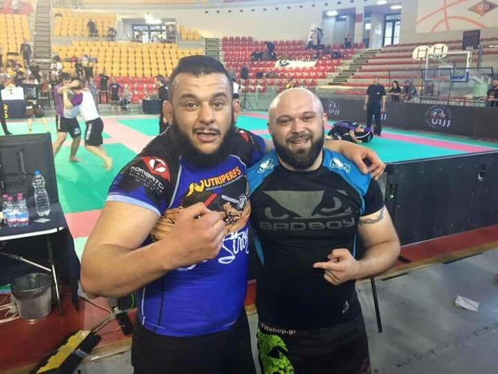 OPEN INTERNATIONAL BJJ NO-GI GIAGOS POLATIDIS