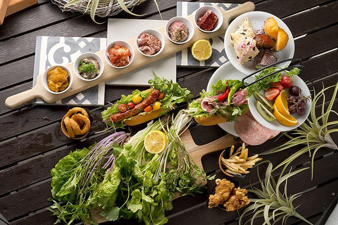 ルミネでビアガーデン開催!池袋・新宿・大宮・ルミネエスト新宿の4館でBBQやハワイアン料理など | ニュース - ファッションプレス