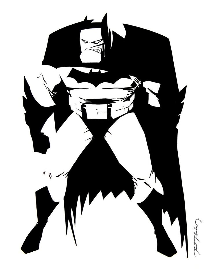 The Dark Knight Animated by markmchaley.deviantart.com on @deviantART