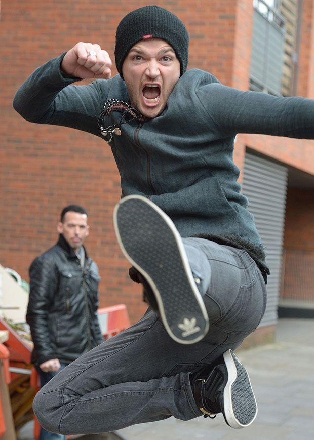 Danny O'Donoghue martial arts