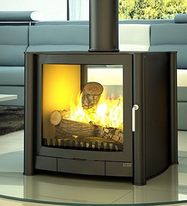 12KW FB2 Double Sided Conventional Gas Stove | Buy Conventional Flue Gas Stoves Online | UK Stoves