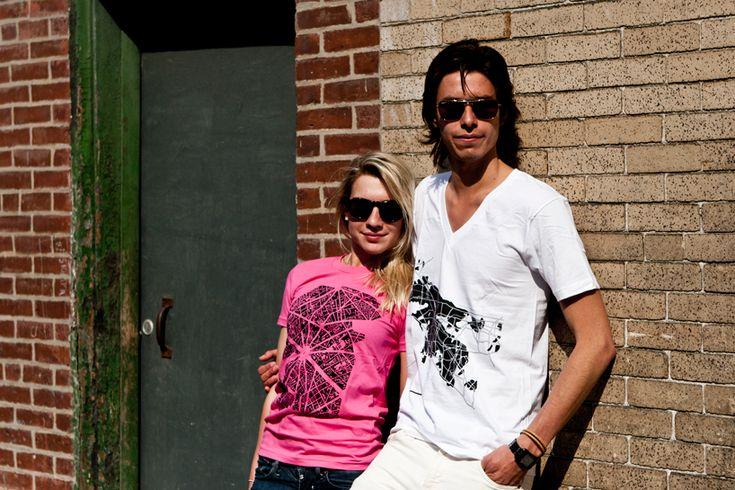praud's 2011/2012 t-shirt collection