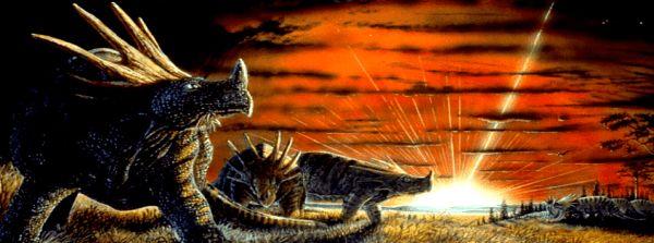 ¿Cómo desaparecieron los dinosaurios?
