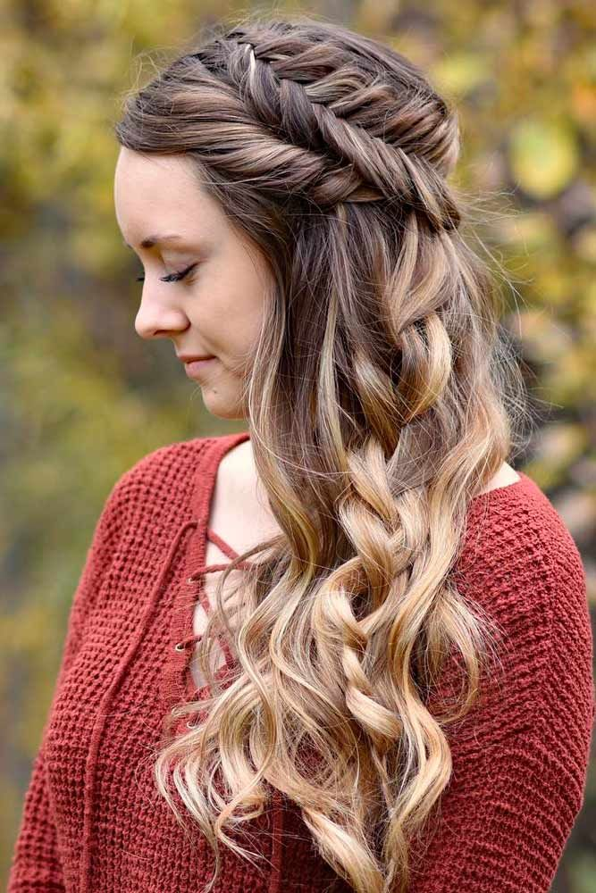 hair day styles best 25 graduation hairstyles ideas on prom 1628