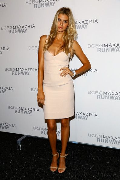 Kelly Rohrbach || Mercedes-Benz Fashion Week Spring 2015 (September 2, 2014)