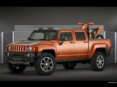 Hummer H3T Weekend Warrior