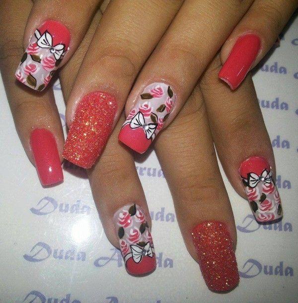 25 beautiful stylish nails ideas on pinterest prom nails white stylish nail art designs prinsesfo Image collections
