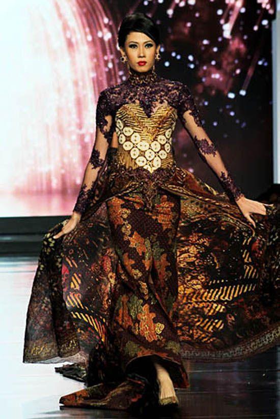 batik bridal