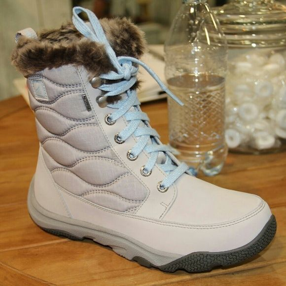 Sperry Winter Boots Sperry Winter Cove Boot in Light Grey, New W/Box, open to fair offers :) Sperry Top-Sider Shoes Winter & Rain Boots