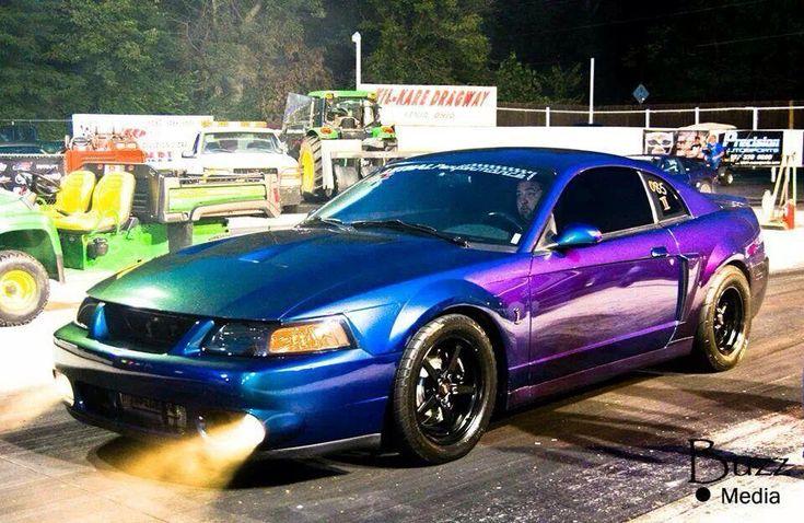 Mustang Terminator Mystichrome