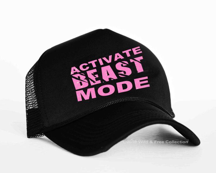 Activate Beast Mode Trucker Hat