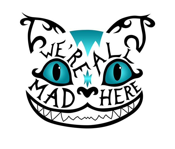 We`re all mad here on Behance