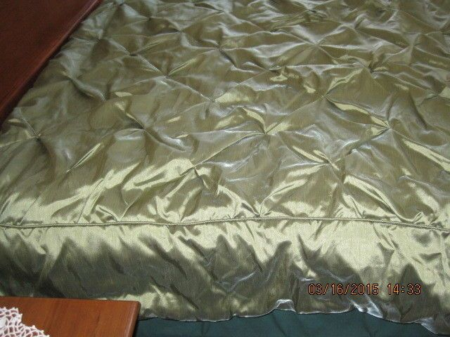 99 Best My Vintage Satin Down Comforters Images On