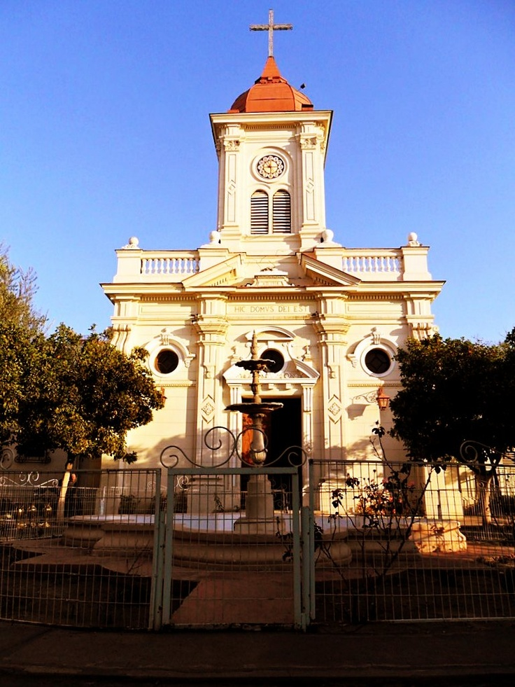 Iglesia de Santa Lucrecia