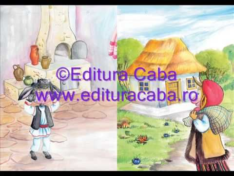 Planse - Capra cu trei iezi - Editura Caba - Carti, caiete de lucru, materiale didactice http://edituracaba.ro/planse/planse-capra-cu-trei-iezi