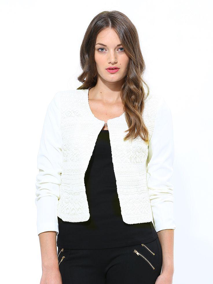Elle-Women-Ivory-White-Jacket