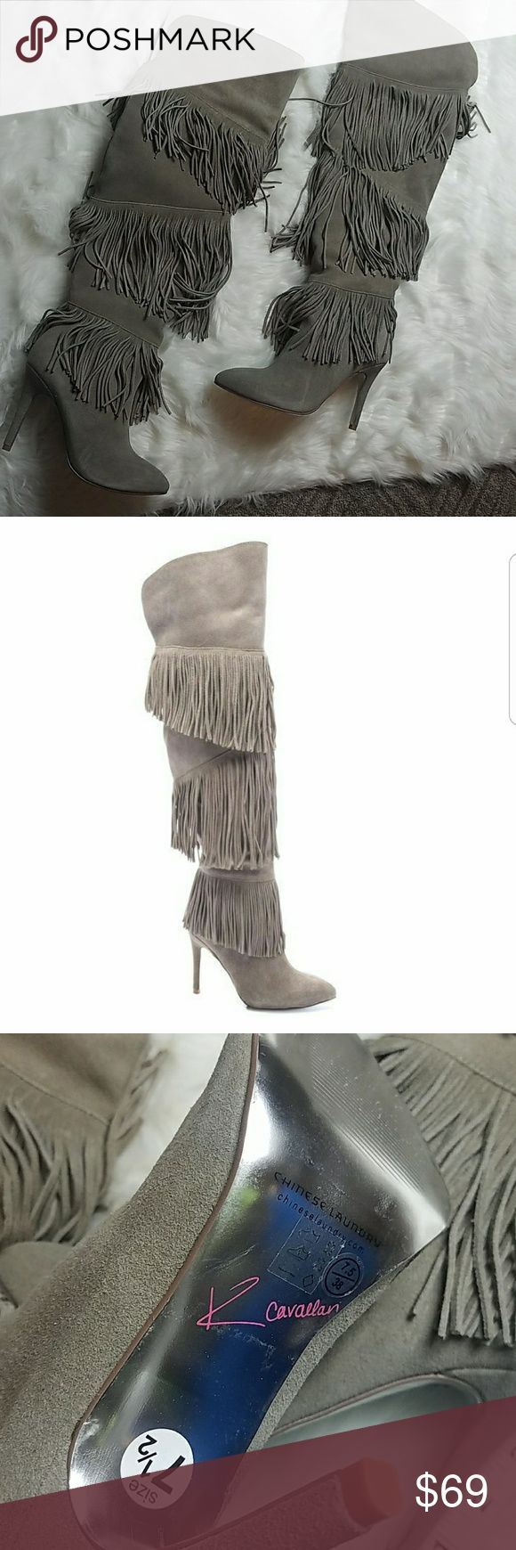 💋👢 Sassy Chinese Laundry Kristin Cavallari Boots 😍NWOT! Gorgeous! Chinese Laundry Boots! New in Box. Never worn. IN TIME FOR THE HOLIDAYS. Comment with Questions Below. Chinese Laundry Shoes