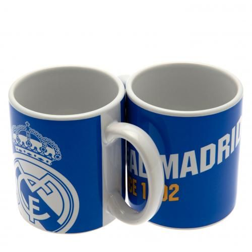 real madrid blue mug Real Madrid Official Merchandise Available at www.itsmatchday.com