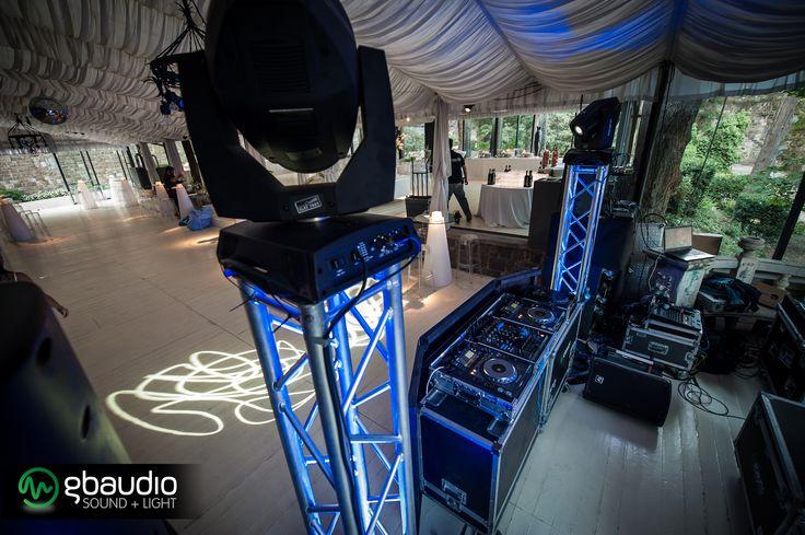 Ballroom at Castello di Vincigliata - Florence, Italy