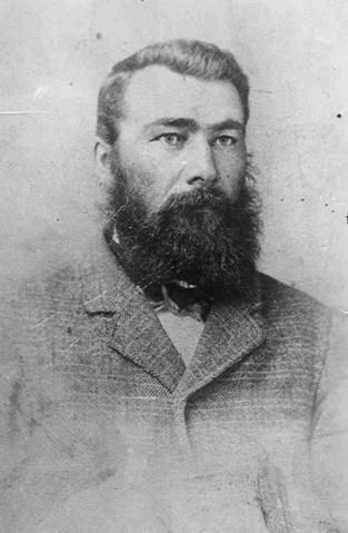 Thomas McKay in 1882. McKay was an English Métis (Country-born) actively opposed to Riel in the Northwest Resistance.  Bio/historical note: Prince Albert's municipal history began in 1885, with the election of the Honourable Thomas McKay as mayor; it was also the year that the community was incorporated as a town.SAIN Photographs